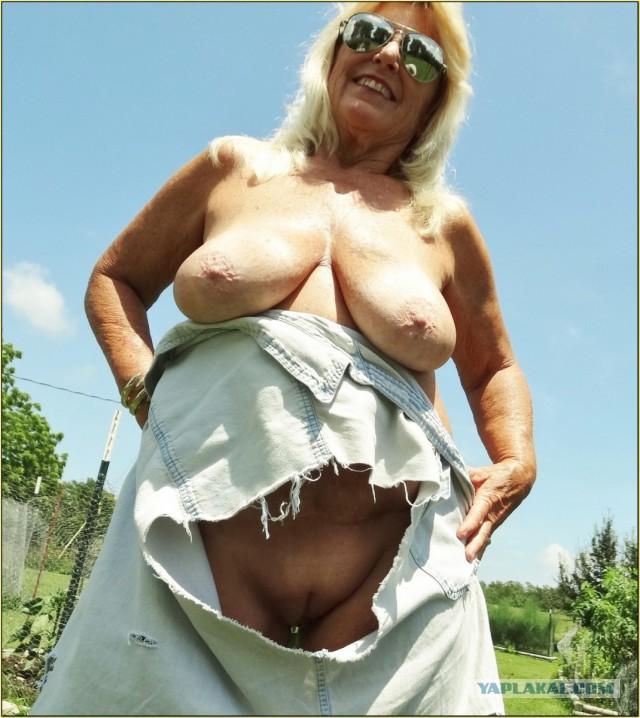 Фото женщин голых старых подсмотренное — img 10