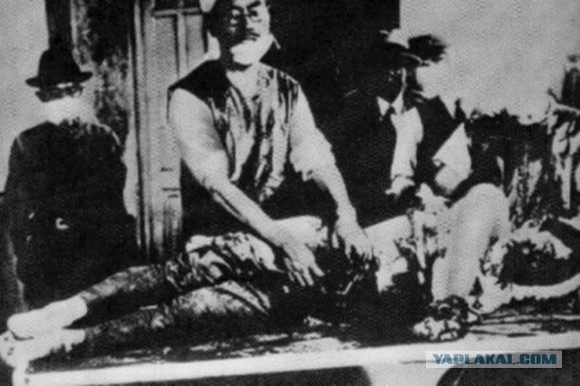 10 чудовищных экспериментов, которые проводились «Отрядом 731» ( СТРОГО 18+)