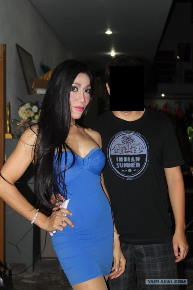 Трансексуалы в тайланд