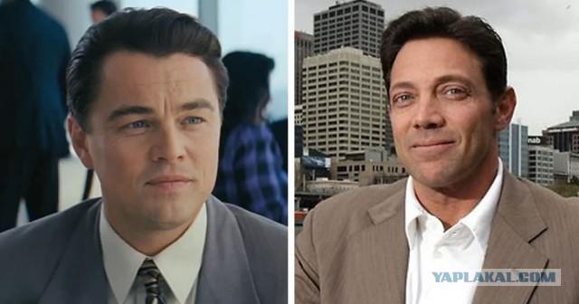 Как на самом деле выглядят герои фильмов, основанных на реальных событиях