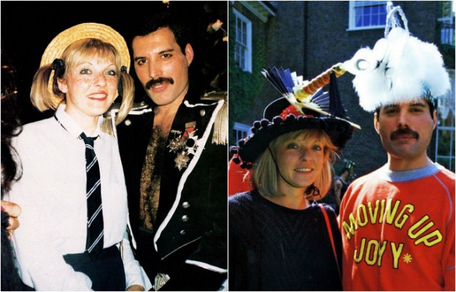 Freddie Mercury And Mary Austin A Love Story Amazing Reveal
