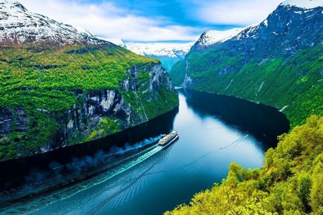 Очень любопытные факты о Норвегии