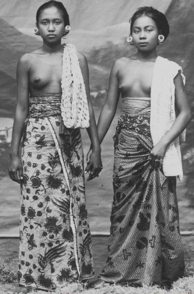 Topless bali women photos young girls