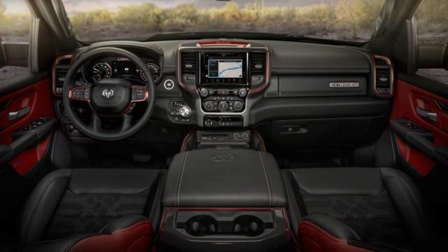 Новый Dodge Ram 1500 дебютировал в Детройте