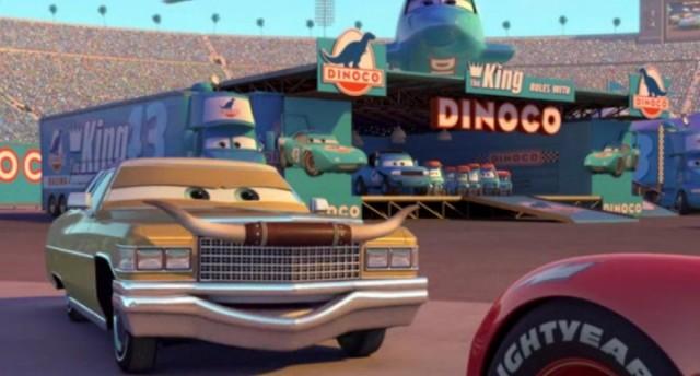 15 фактов о мультфильме «Тачки»