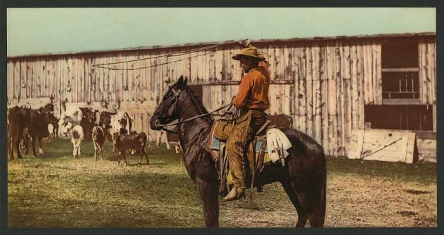 A 120 éves színes fotók a valódi vadnyugat életét mutatják