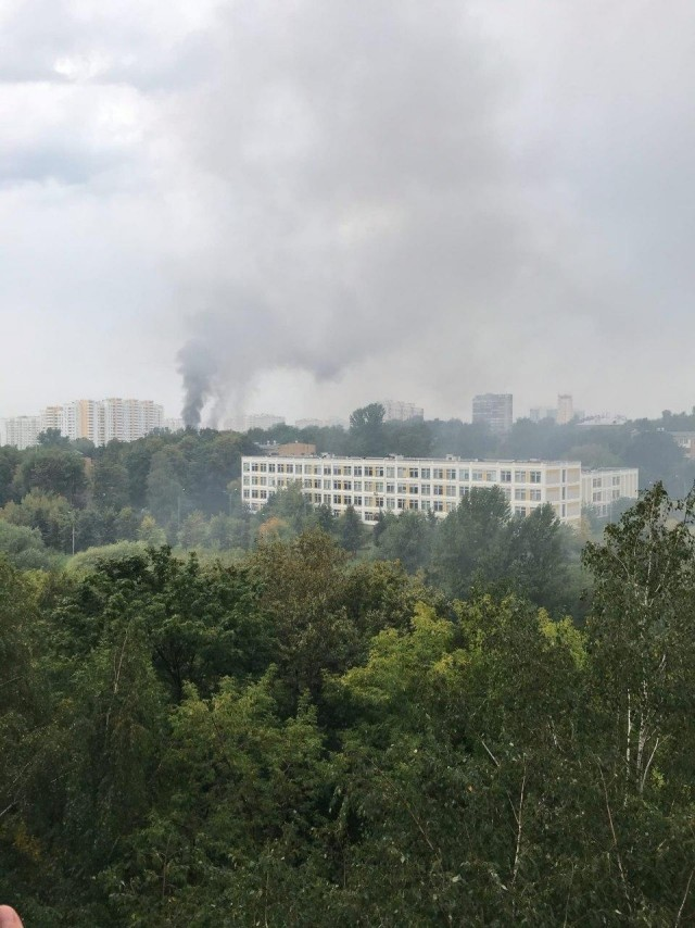 В Москве на улице Кубинка – мощный взрыв в жилом доме