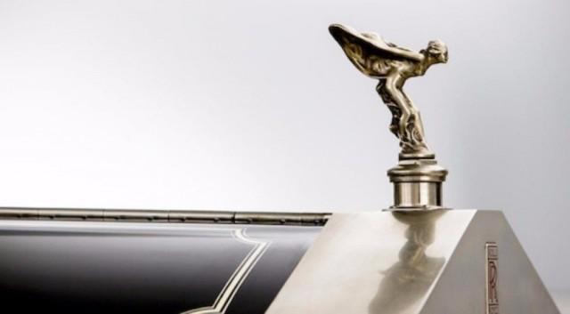 Rolls-Royce с «единственным в своем роде интерьером»