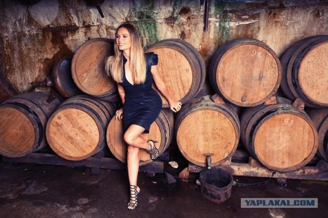 Лицо бренда шампанского и плохая история