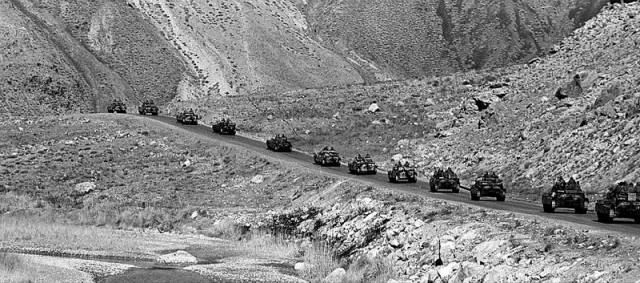 Афганистан.ОКСВА.DRA, или: как мы выходили 15.02.1989.
