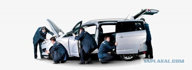 Как автоэксперт мою машину перед покупкой проверял