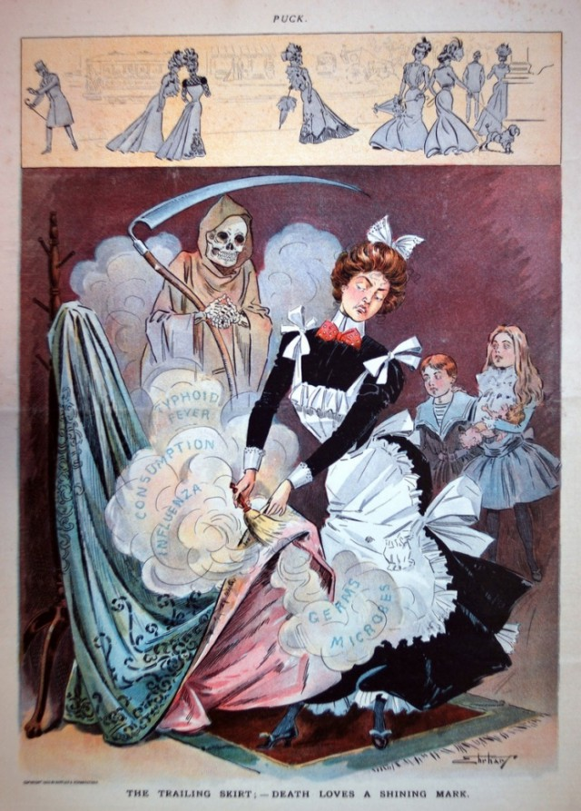 Смертельная мода. Как одежда и украшения убивали людей в прошлом