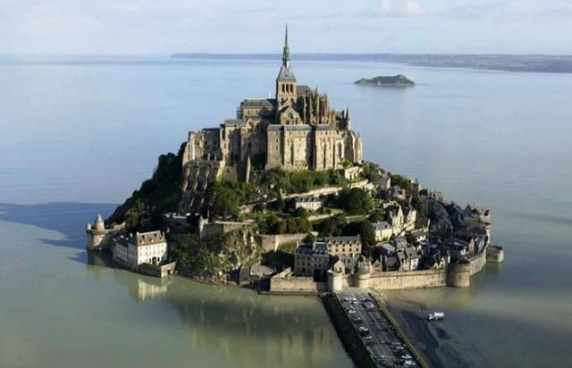 9 удивительных достопримечательностей, которые исчезают во время прилива