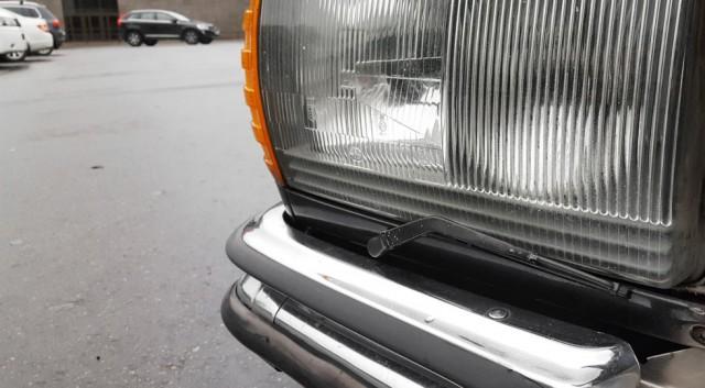 Привет, Олимпийский: опыт владения лимузином Mercedes-Benz V123