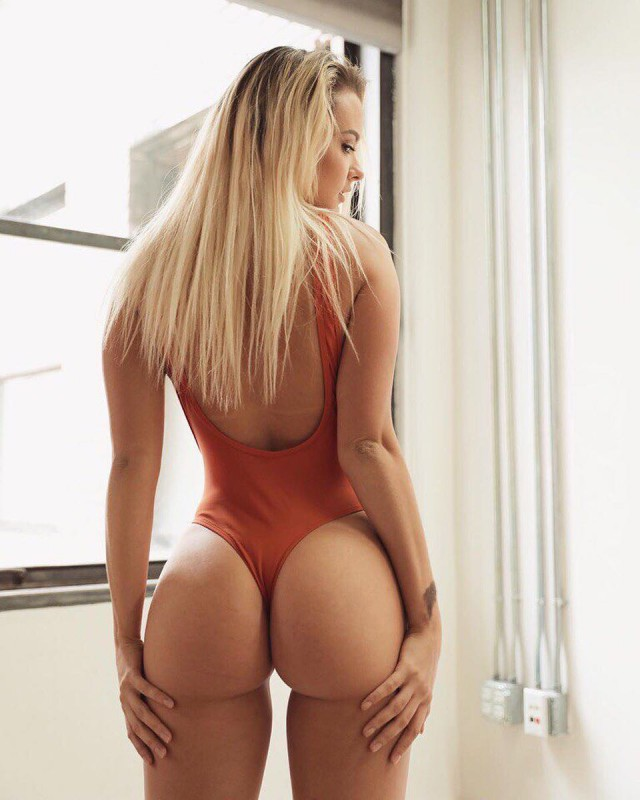 Why Are There So Many More White Girls With Great Asses Nowadays