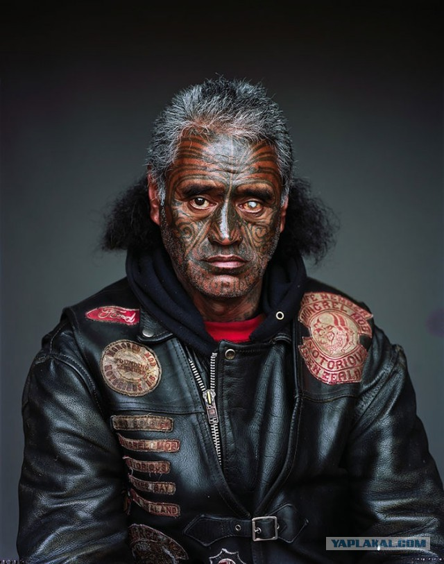 Банда Mighty Mongrel Mob