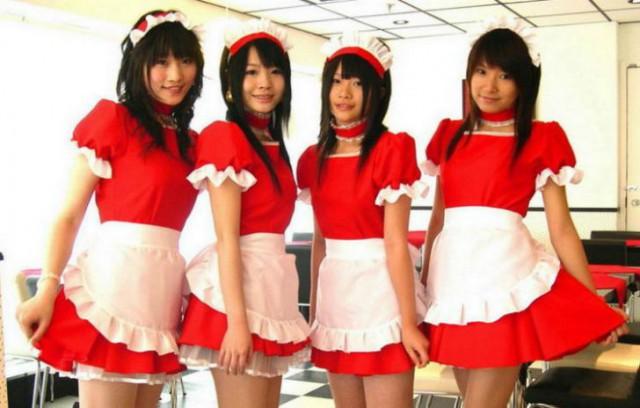 Япония — родина сексуальных извращений