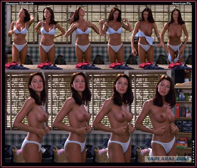 Topless girls of american pie #2
