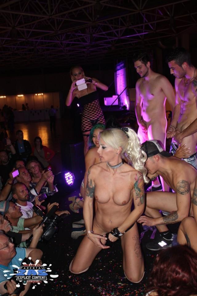 Barcelona Erotica Livesex Show Festival