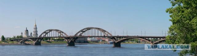 Почти столетний мост не смогли взорвать с первого раза