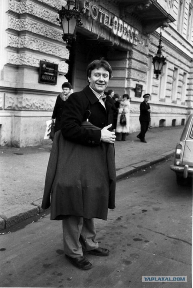 Фото из СССР. 1980-е.