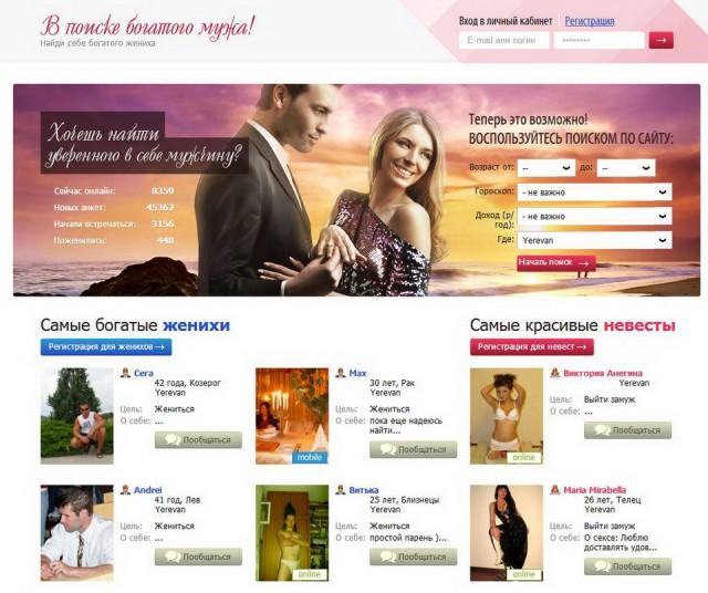 для создания семьи сайт отзывы знакомств