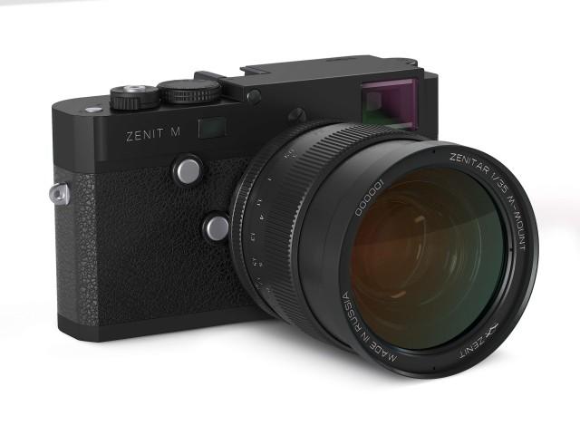 """Фотокамеру """"Зенит"""" в новом исполнении начали продавать в розницу за 460 тыс. рублей"""