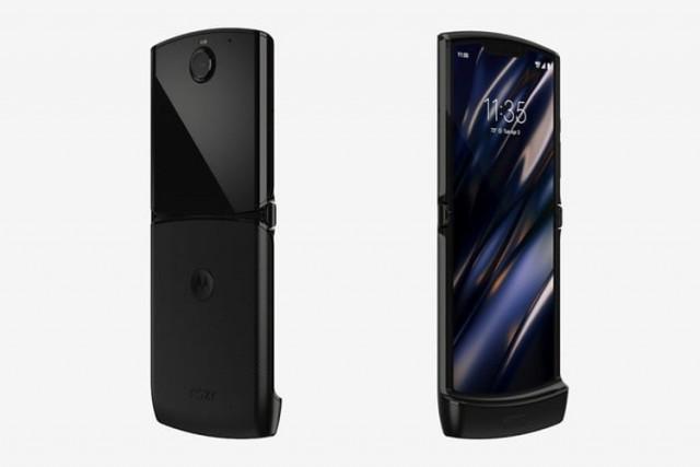 """Возвращение Motorola Razr: гибкий 6,2"""" экран Flex View, поддержка eSIM и цена $1500"""