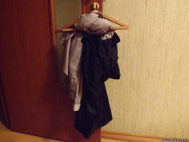 Как правильно сложить пиджак.