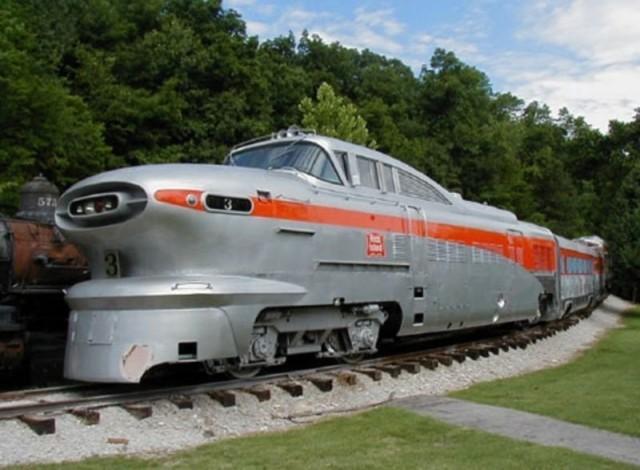 Турбо поезда