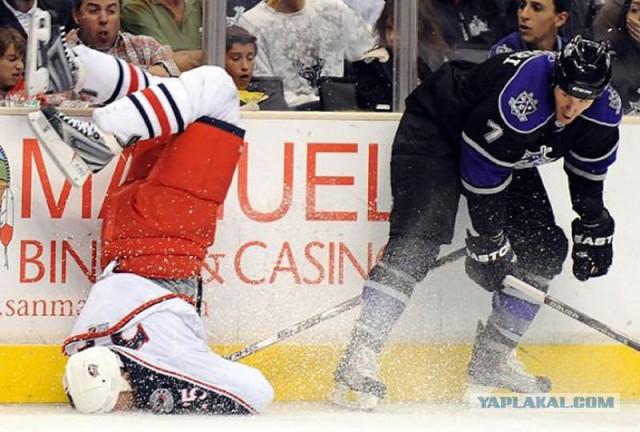 Смешные хоккейные картинки мест нет