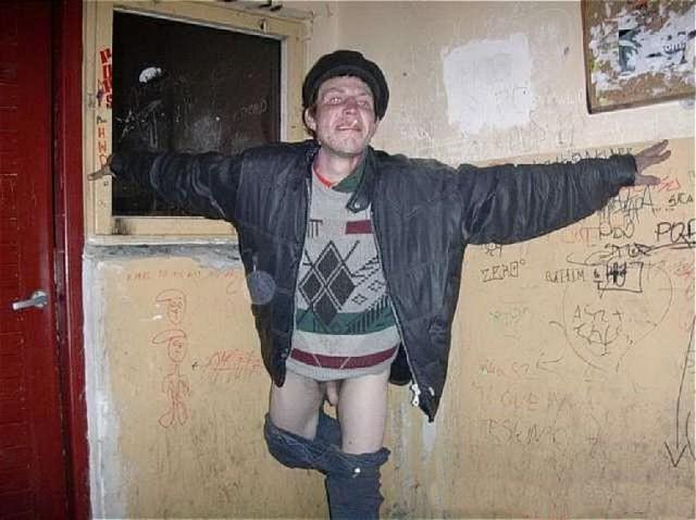 Доброй, смешная картинка пьяный худой длинноногий мужчина