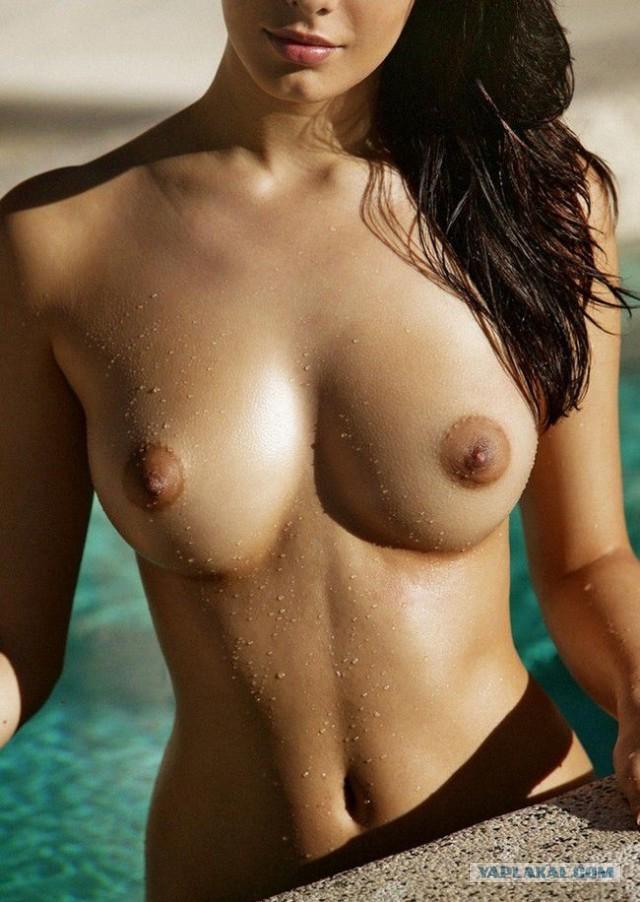 правда, чего офигенная упругая грудь она