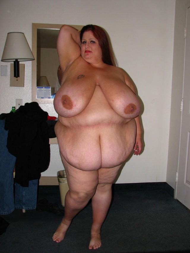Фотосессии толстых голых телок — pic 9