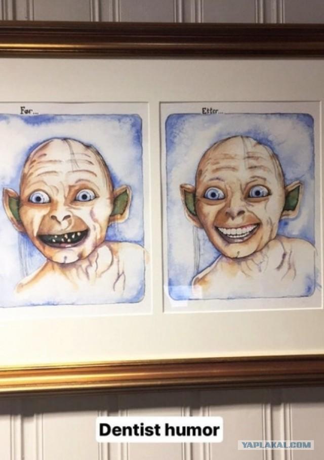 Картинки, смешные и не очень
