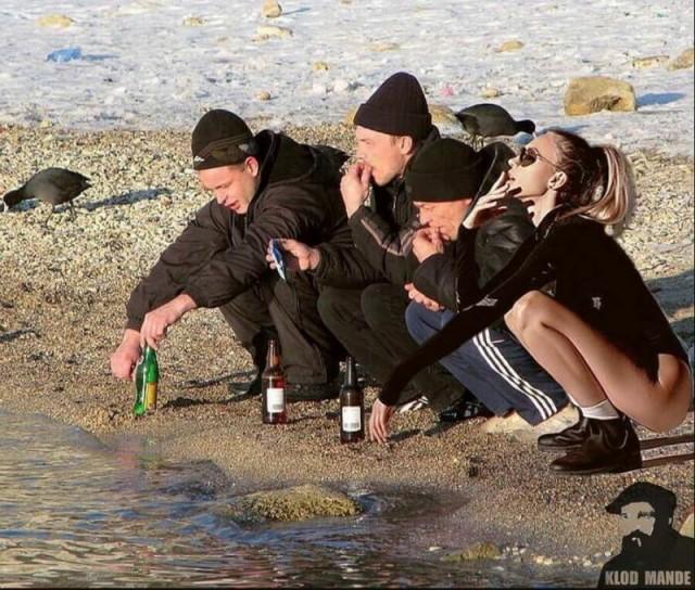 Клод Манде - гений фотошопа из Казани