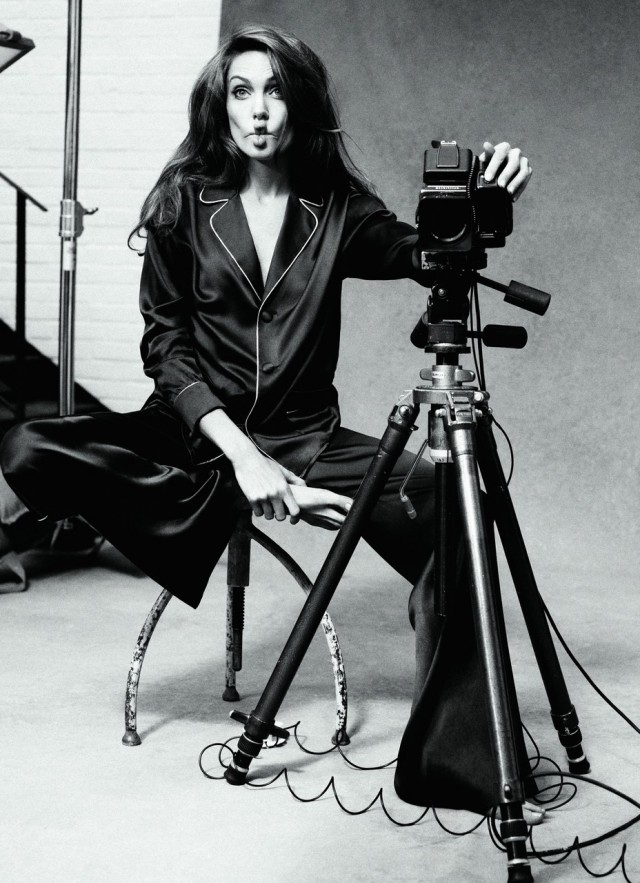 The special edition: Angelina Jolie