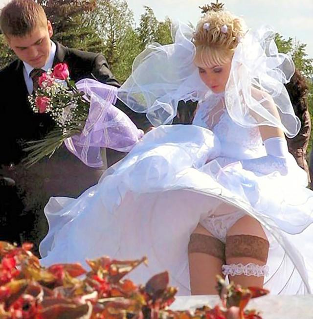 означают, свадебные трусики невесты планируют продолжить