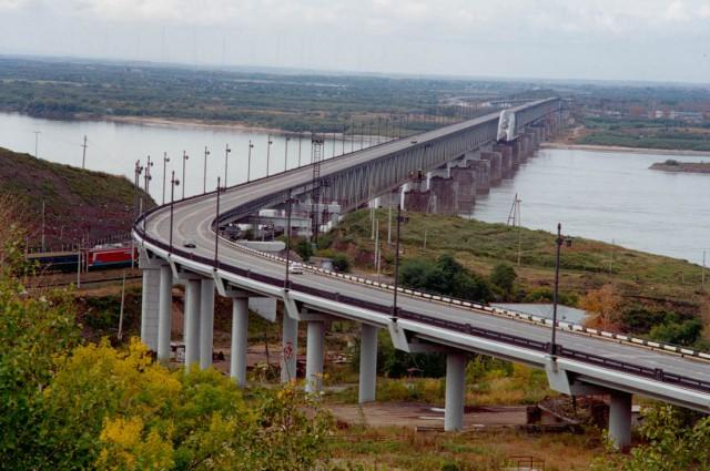 Амурский мост: место, где окончательно замкнулся Транссиб