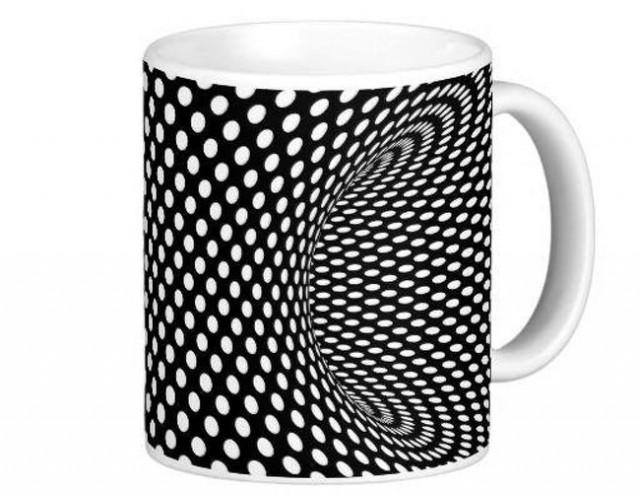 Залипательные и интересные оптические иллюзии.