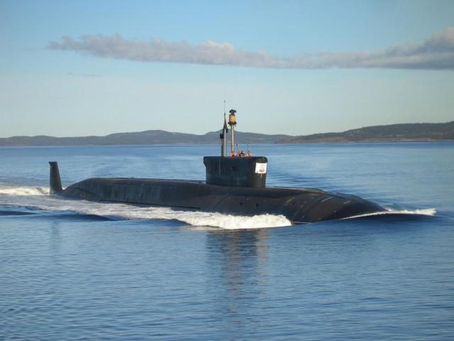 Все атомные подводные лодки ВМФ России. Фотообзор