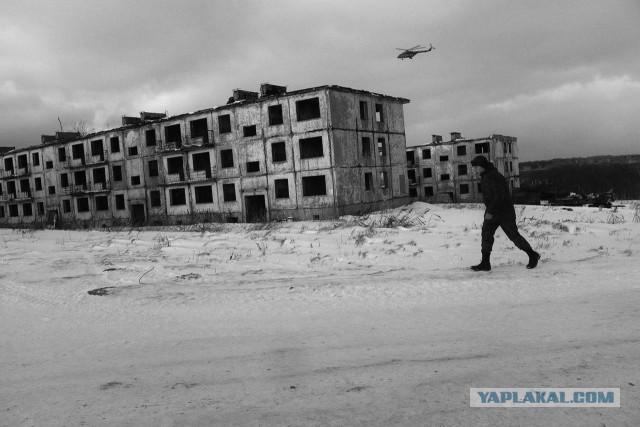 Город-призрак на Курилах.Жизнь военного городка на острове Итуруп. Фотоистория Олега Климова.