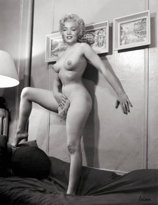 Marilyn monroe nude sex pics