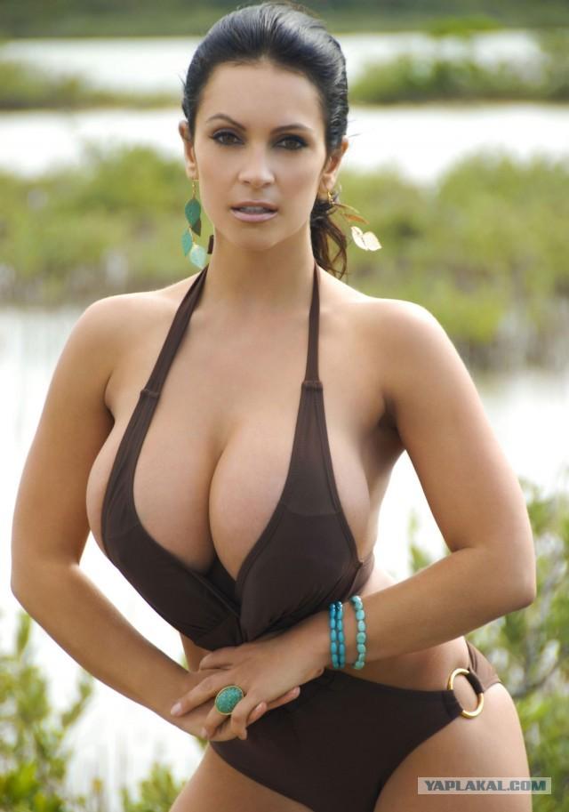 Short huge natural tits