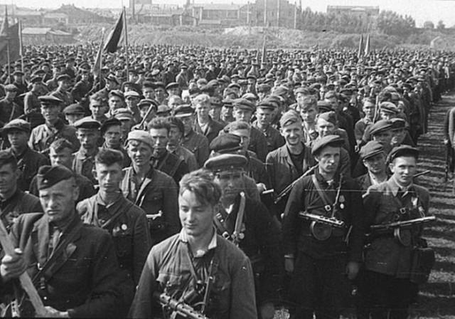 Военные фото разных времён
