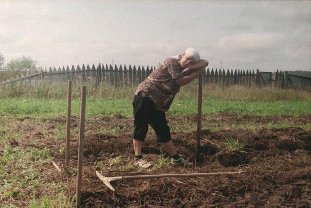 Почему выжить натуральным хозяйством в России нельзя!