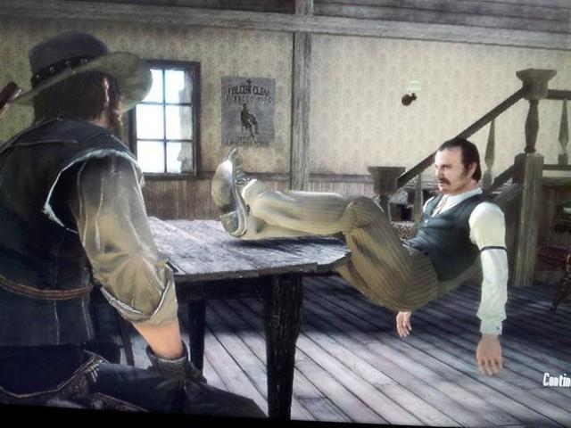 Нелепые ляпы из видеоигр, которые вызывают нервный смех