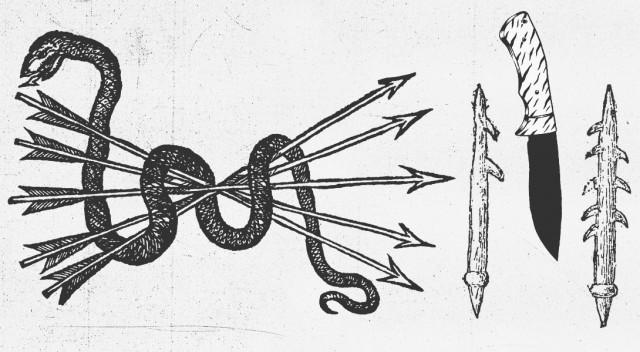 Что делать, если в тебя попала стрела из лука