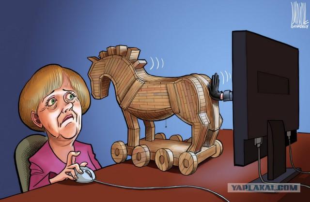 Картинки вирус троянский конь