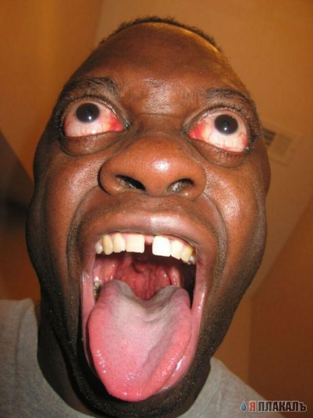 Фото во рту чернокожий, онлайн порно анжелика блэк